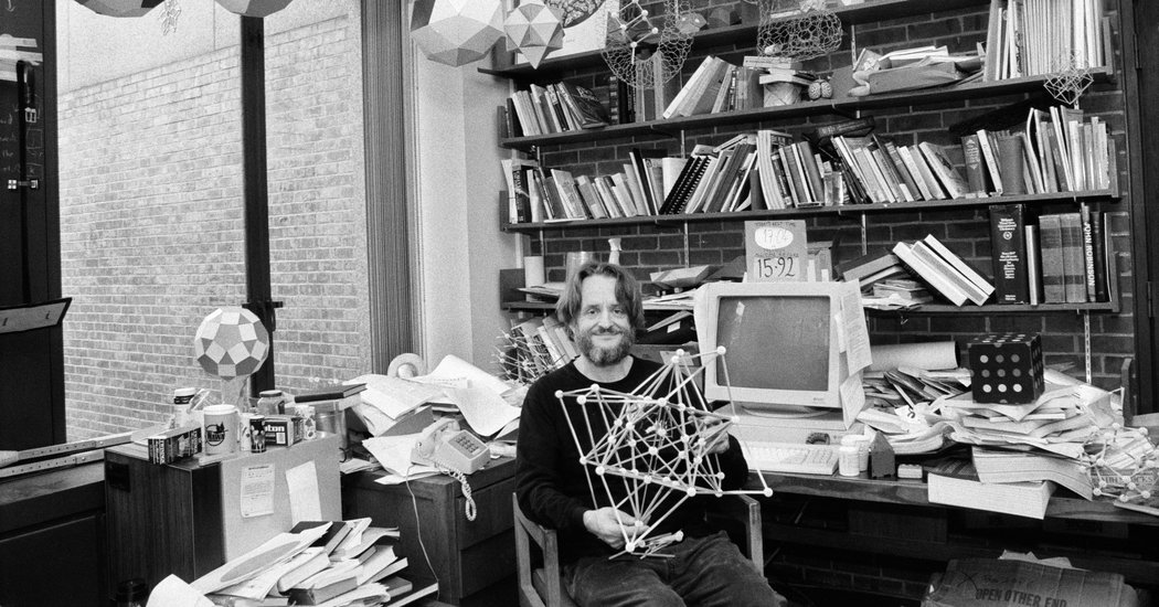 John Horton Conway, a 'Magical Genius' in Math, Dies at 82
