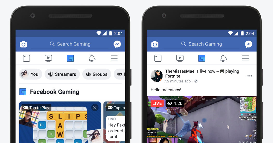 Facebook to Introduce an App for Gaming