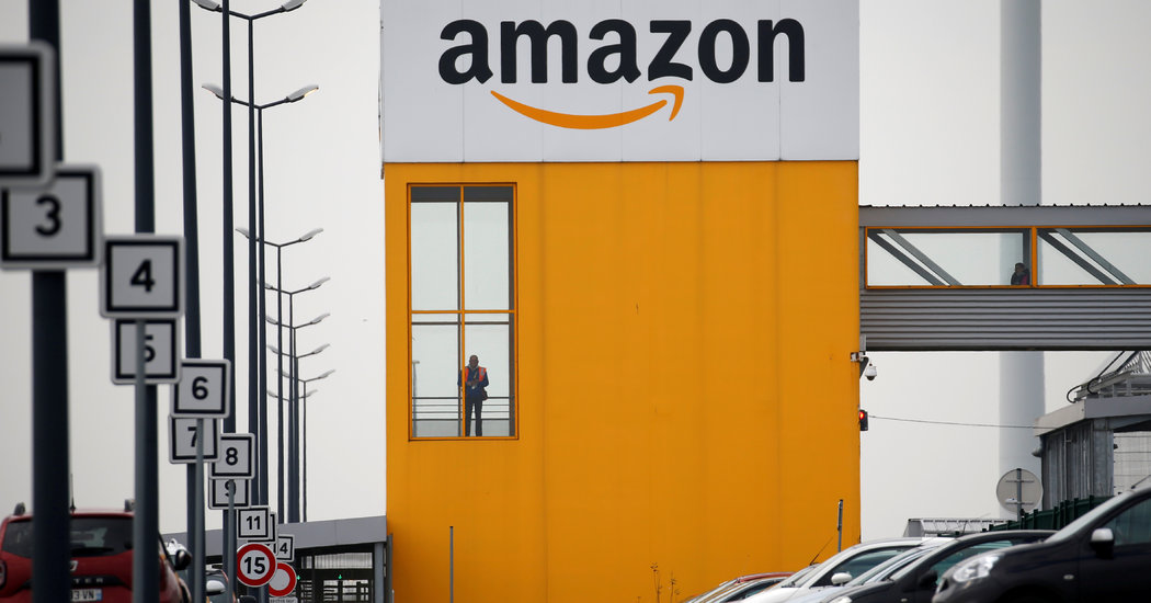 Amazon Loses Appeal of French Order to Stop Selling Nonessential Items