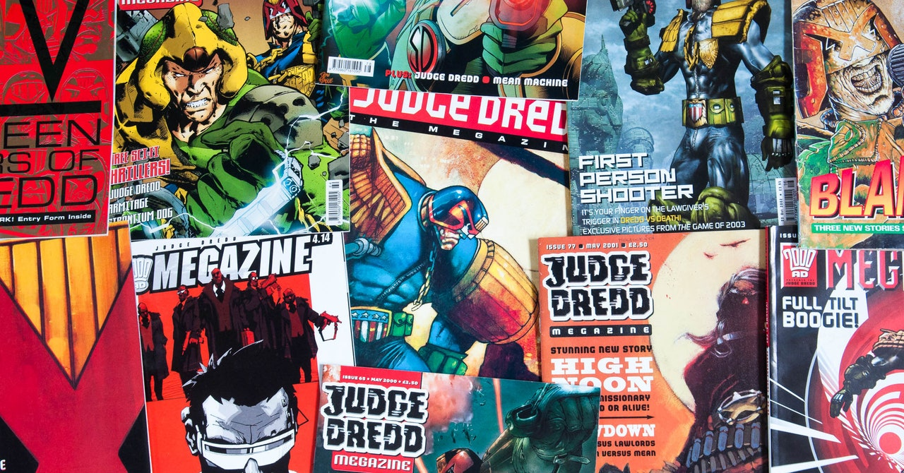 Judge Dredd Foreshadowed Our Covid Reality