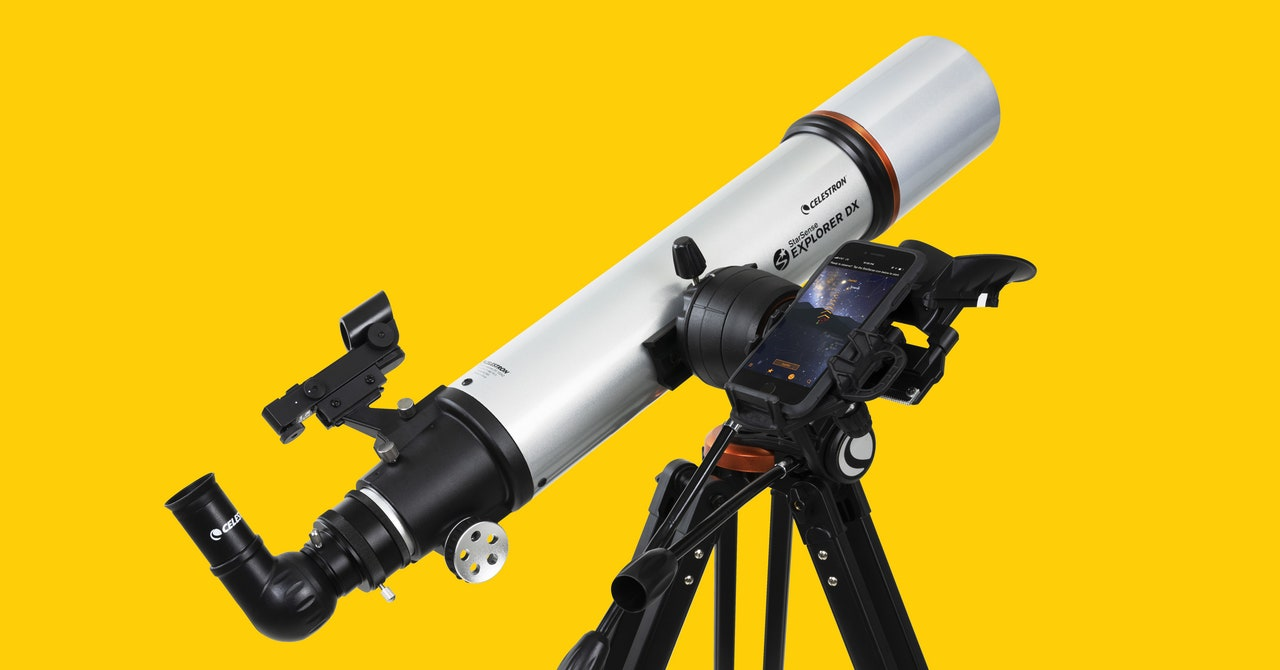 Celestron StarSense Explorer Telescope Review: Astronomy Made Simple