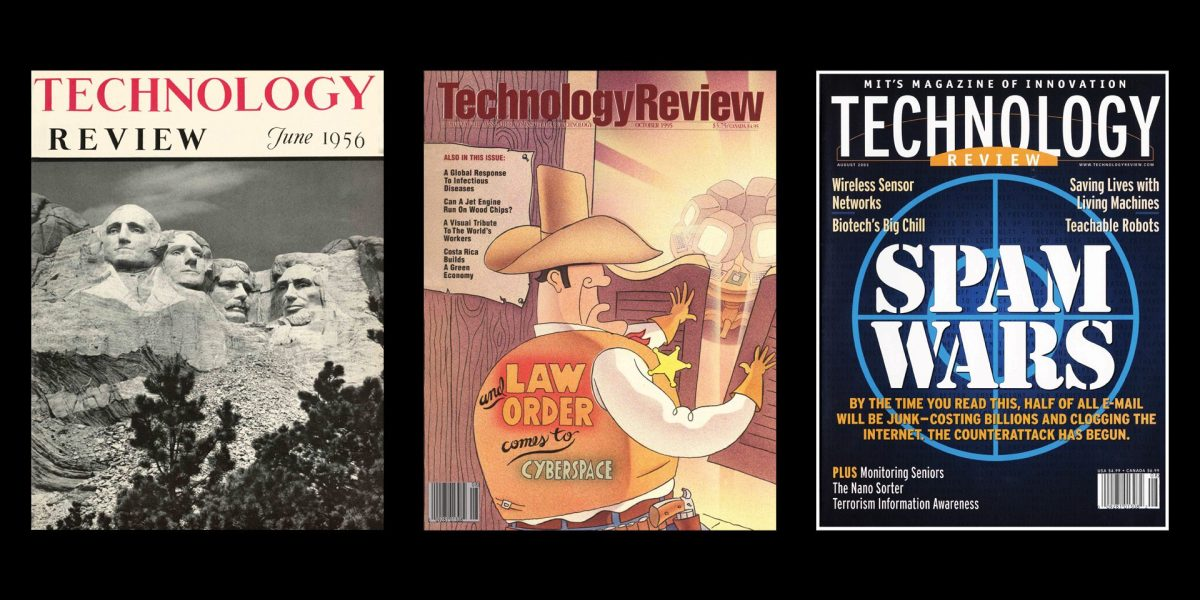 Pandemics through the decades | MIT Technology Review