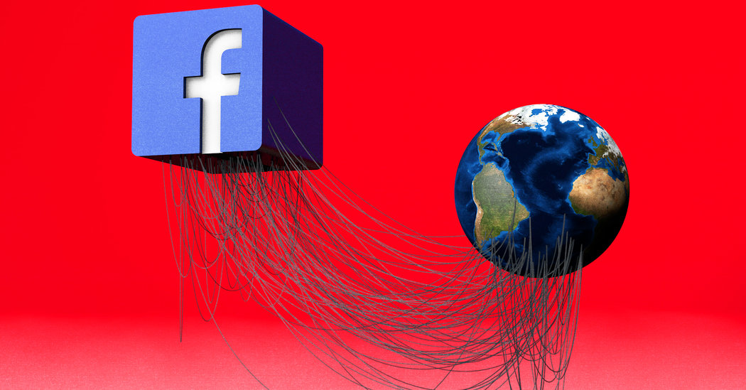 Our Ingenuity Shapes Facebook - The New York Times