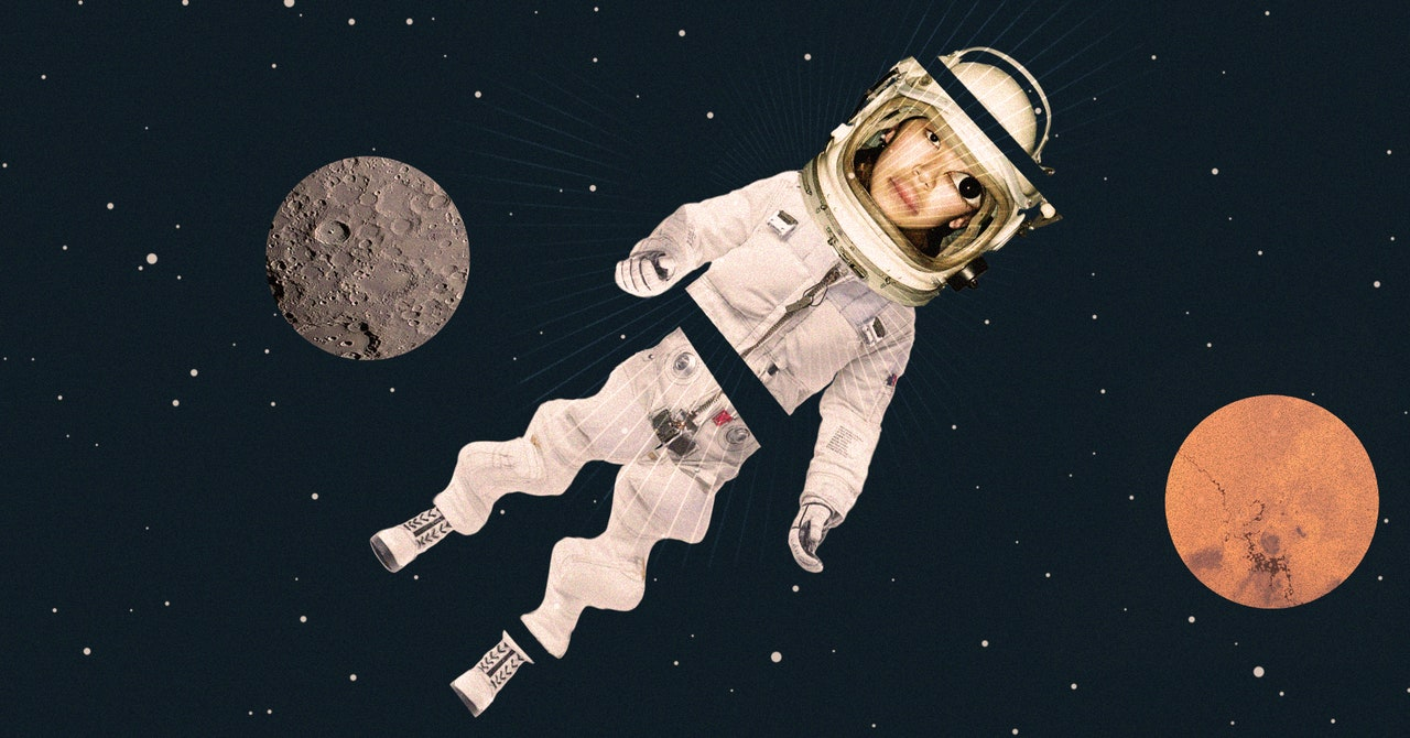 How Space Travel Tries to Kill You and Make You Ugly
