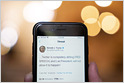 Trump's fury at Twitter might end up being good for the service by increasing engagement, and thus ad sales, while highlighting its anti-misinformation efforts (Sarah Frier/Bloomberg)