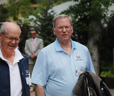 Ex-Google CEO Eric Schmidt hosts an exclusive — and largely secret — retreat each year in Montana