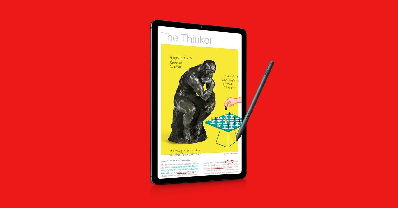 Samsung Galaxy Tab S6 Lite Review: A Fine Android Tablet