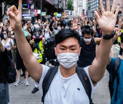 Google, Facebook, and Twitter push back against new Hong Kong security law