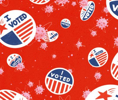 The 2020 election, and how tech will impact the future of voting
