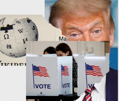 Wikipedia's Plan to Resist Election Day Misinformation