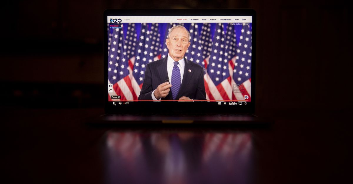 Hawkfish, Mike Bloomberg's data and tech firm for Democrats, is closing