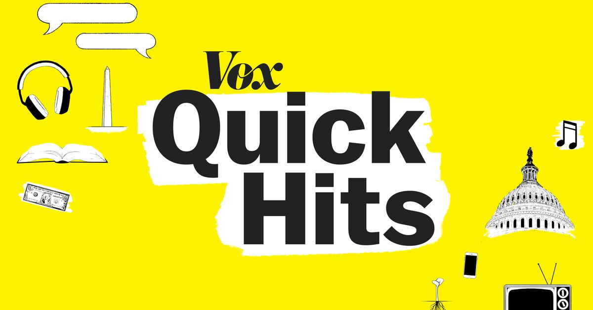 Vox Quick Hits: The short-form daily podcast playlist