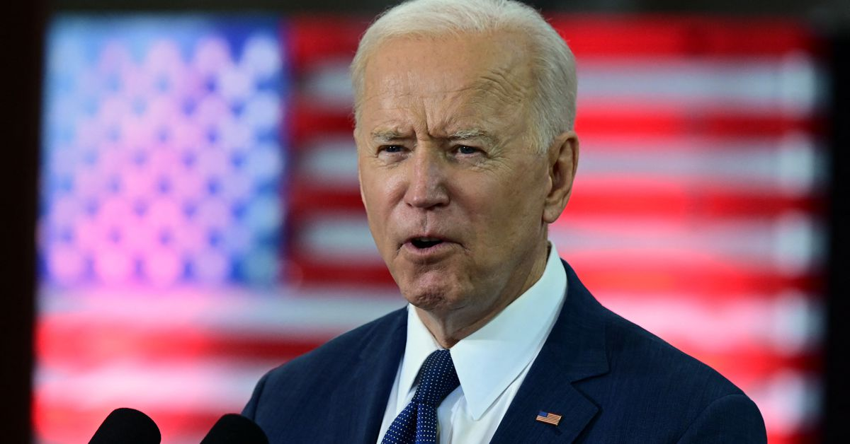 Biden infrastructure plan calls for $100 billion to fix broadband internet