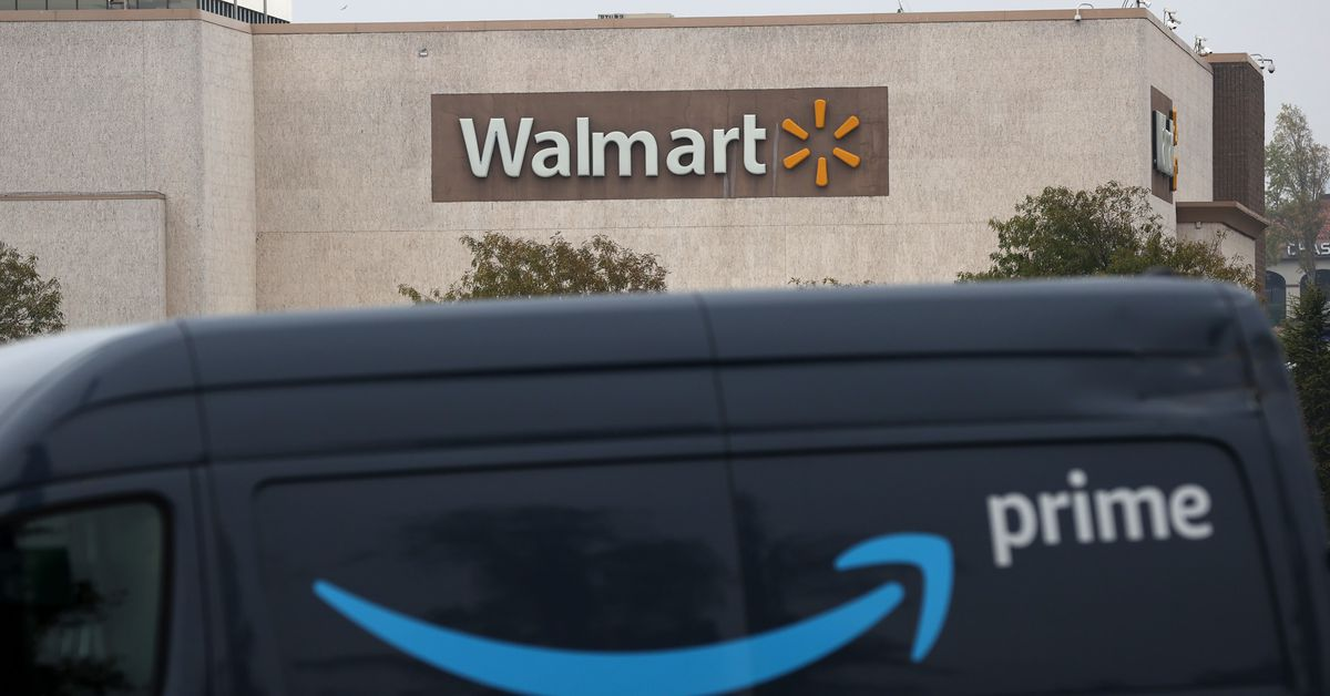 Leaked Walmart memo reveals competitive threats from Amazon, Instacart, and Target