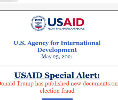 Russia Appears to Carry Out Hack Through System Used by U.S. Aid Agency