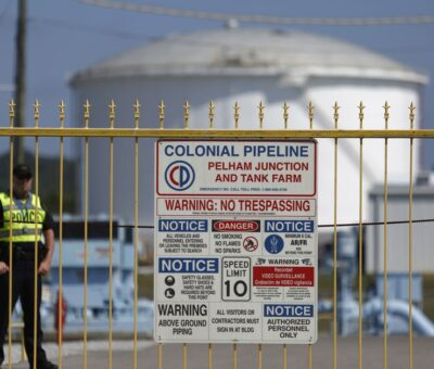 The Colonial pipeline ransomware cyberattack: How a major oil pipeline got held for ransom
